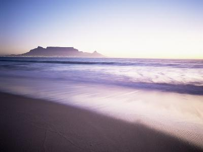Table Mountain, Cape Town, Cape Province, South Africa, Africa-I Vanderharst-Photographic Print
