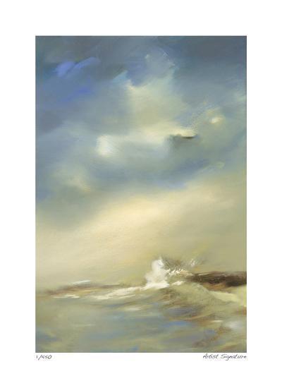Table Rock Breaks-Thom Surman-Giclee Print