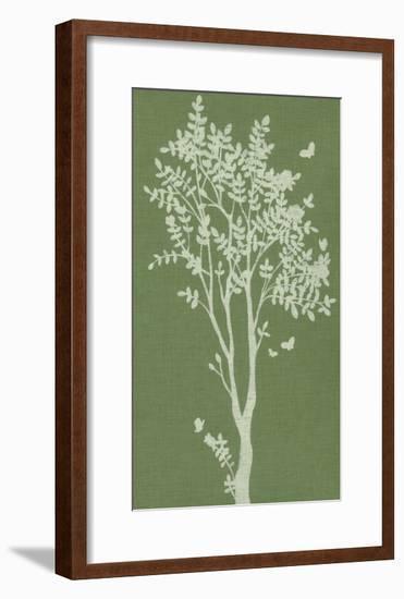 Tableau in Sage I-Erica J. Vess-Framed Art Print