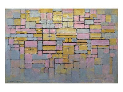 Tableau No. 2-Piet Mondrian-Art Print