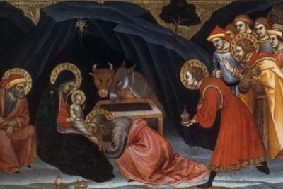 Epiphany, Late 14Th/Early 15th Century