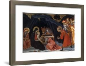 Epiphany, Late 14Th/Early 15th Century by Taddeo di Bartolo