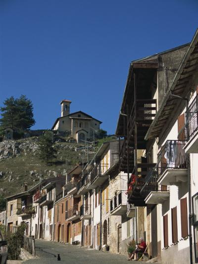 Tagliacozzo, Abruzzo, Italy, Europe-Ken Gillham-Photographic Print