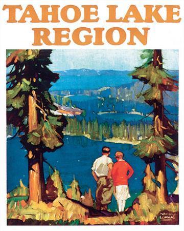 Tahoe Lake Region