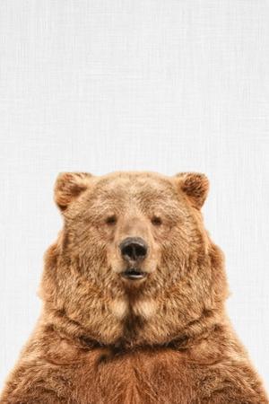 Bear by Tai Prints
