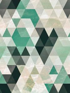 Triangle Pattern by Tai Prints