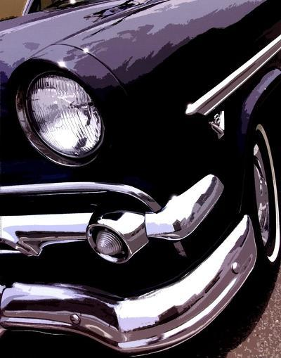 Tail Fins And Two Tones II--Art Print