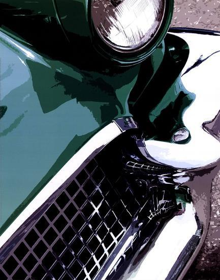 Tail Fins And Two Tones III-Unknown-Art Print