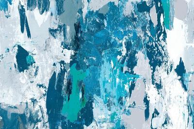 Tainted Blue-PI Studio-Art Print