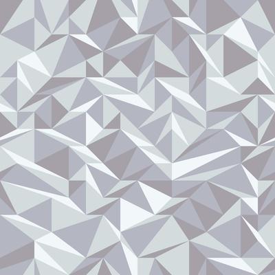 Seamless Geometric Backgruond with Triangular Grid