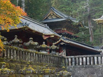 Taiyu-In Mausoleum, Nikko, Central Honshu, Japan-Schlenker Jochen-Photographic Print