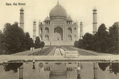 Taj Mahal, Agra, India--Art Print