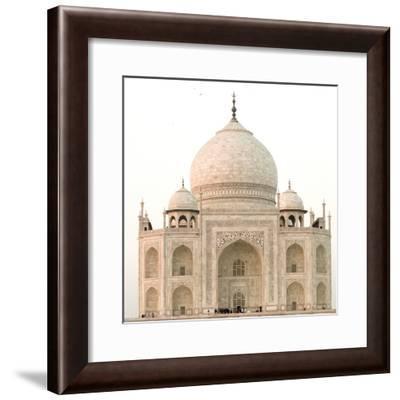 Taj Mahal-Tom Norring-Framed Photographic Print