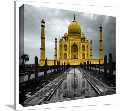 Tajmahal--Gallery Wrapped Canvas