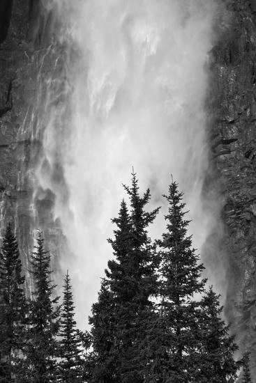 Takakkaw Falls, Yoho National Park, British Columbia, Canada-Michel Hersen-Photographic Print