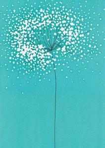Dandelion Flower Head by Takashi Sakai