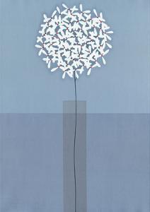 Single Stem Vase by Takashi Sakai