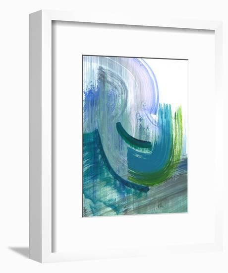 Take a Risk-Veronica Bruce-Framed Art Print