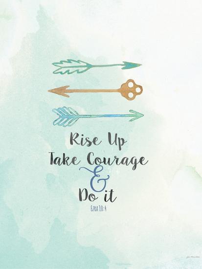 Take Courage-Jo Moulton-Art Print