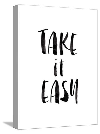 Take it Easy-Brett Wilson-Stretched Canvas Print