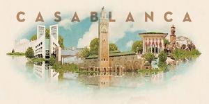Vintage Casablanca, Morocco, Africa by Take Me Away