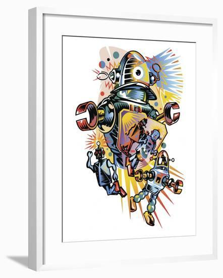 Take Me to Your Client-David Chestnutt-Framed Giclee Print