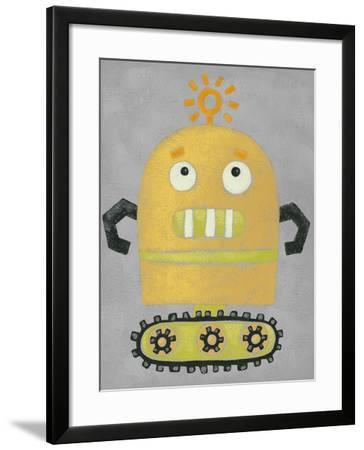 Take Me to Your Leader II-Chariklia Zarris-Framed Art Print