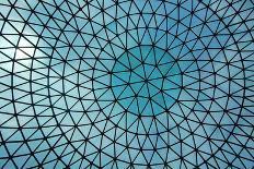 Blue Glass Skylight-Take to the Seas-Art Print