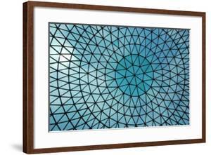 Blue Glass Skylight by Take to the Seas