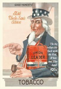 Take Uncle Sam's Advice, Union Leader Tobacco