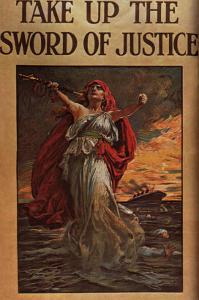 Take Up the Sword of Justice, c.1914