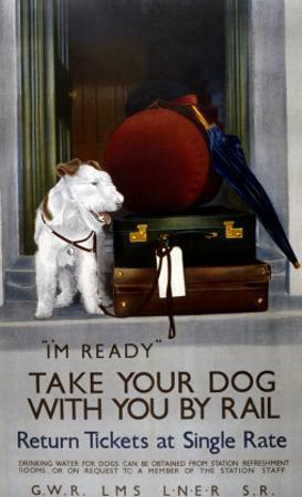 Take Your Dog with You by Rail,1923-1947
