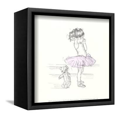 Take Your Partners I-Steve O'Connell-Framed Canvas Print
