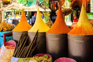 Moroccan Spices by takepicsforfun