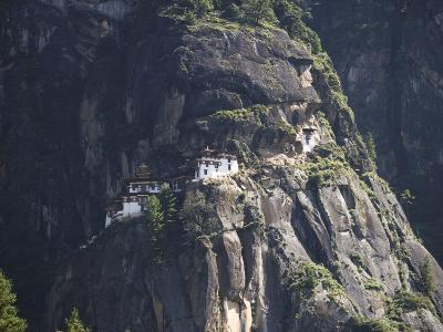Taktshang Goemba (Tiger's Nest) Monastery, Paro, Bhutan-Angelo Cavalli-Photographic Print