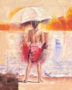 Artist's Muse by Talantbek Chekirov