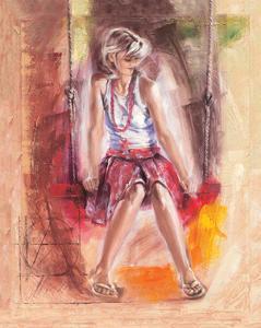 On the Swing by Talantbek Chekirov