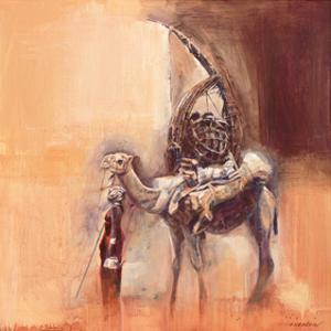 Saheli Reed Basket Merchant by Talantbek Chekirov