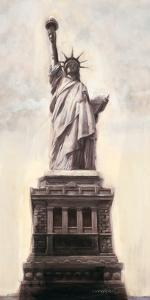 Statue of Liberty N.Y.C. by Talantbek Chekirov
