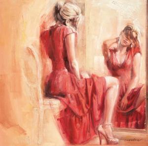 the Mirror by Talantbek Chekirov