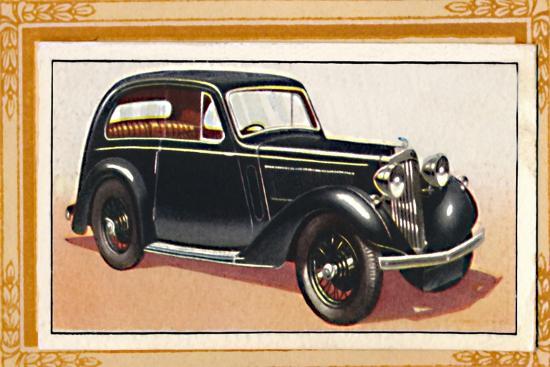 'Talbot Ten Sports Saloon', c1936-Unknown-Giclee Print