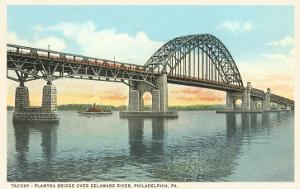 Talcony-Palmyra Bridge, Philadelphia, Pennsylvania