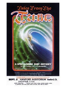 Tales from the Tube Surf Movie Poster