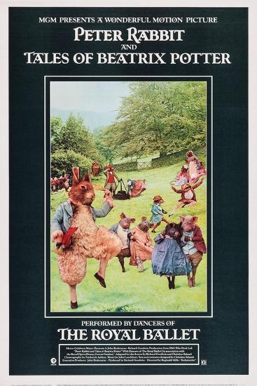 Tales of Beatrix Potter, 1971--Art Print