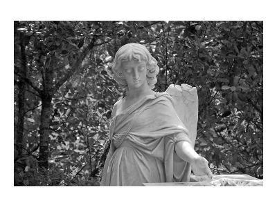 Taliafer Angel #3-Jane Neville-Art Print