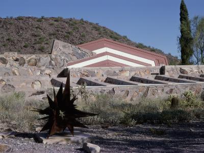 Taliesin West by Frank Lloyd Wright, Arizona, USA--Photographic Print