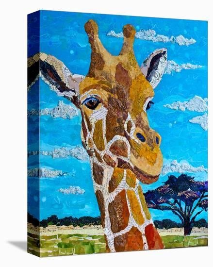 Tall As Treetops--Stretched Canvas Print