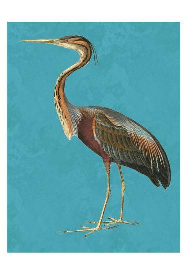 Tall Bird 1-Sheldon Lewis-Art Print