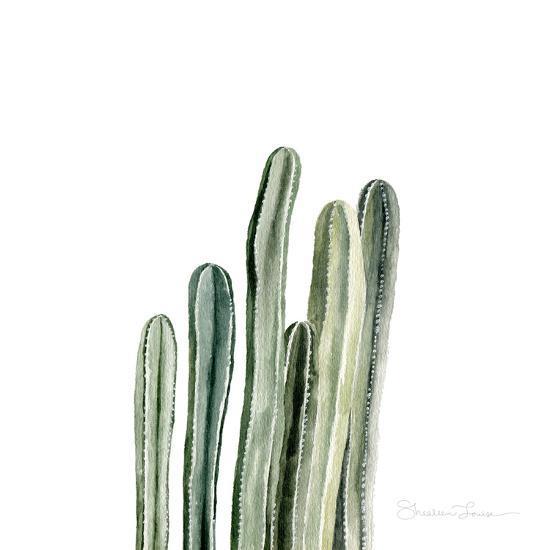 Tall Cacti-Shealeen Louise-Giclee Print