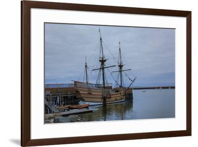 Tall Ship Riplicate Cape Cod-Anthony Paladino-Framed Giclee Print